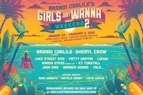 Brandi Carlile Confirms 2nd Annual Girls Just Wanna Weekend Lineup