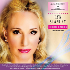 BWW Review: Jazz Singer Lyn Stanley Releases LONDON CALLING A TOAST TO JULIE LONDON