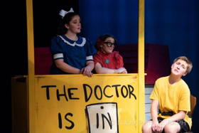 BWW Review: YOU'RE A GOOD MAN CHARLIE BROWN at Shanley High School