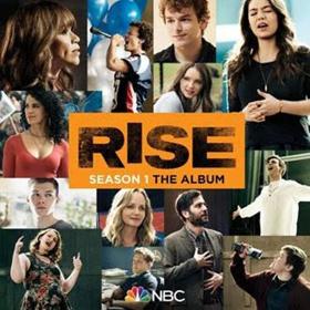 RISE SEASON 1: THE ALBUM Featuring SPRING AWAKENING & More Out Now