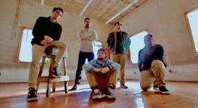 Brookline Premiere New Single 'Sinking'