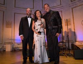 Ballet Hispánico Honors Emilio & Gloria Estefan, Carolina Herrera and Marcos Torres at CARNAVAL Gala 2018