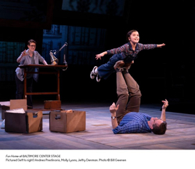 FUN HOME at Baltimore Center Stage - A Musical You Will Remember Forever