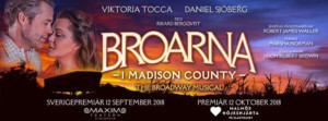 BWW Review: BRIDGES OF MADISON COUNTY at Maximteatern