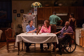 BWW Review: BETWEEN RIVERSIDE AND CRAZY: Seeking Asylum on the Upper West Side