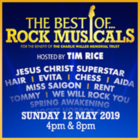 Judy Kuhn, Rob Houchen, and More Join THE BEST OF...ROCK MUSICALS - Full Cast Announced!