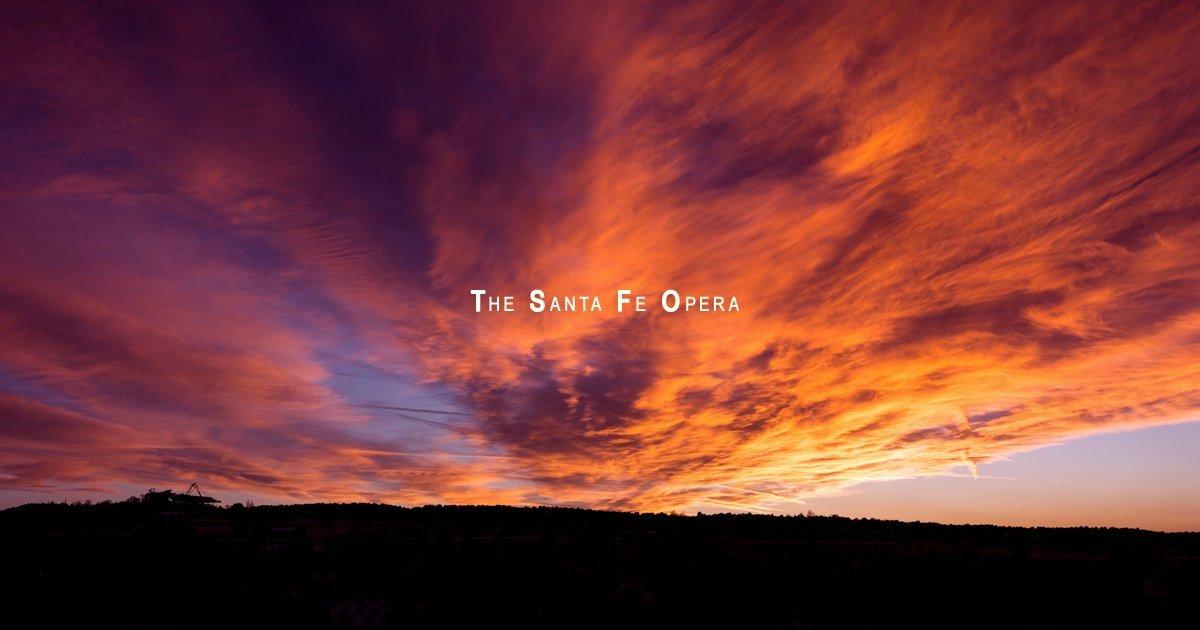 BWW Feature: Santa Fe Opera Announces 2020 Season