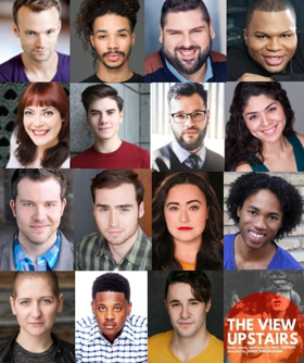 Circle Theatre Announces Cast of Chicago Premiere of THE VIEW UPSTAIRS