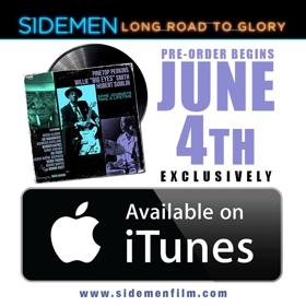 Scott D. Rosenbaum's SIDEMAN: LONG ROAD TO GLORY to Launch on iTunes