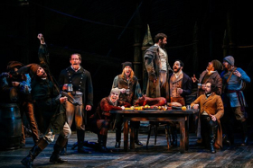 BWW Review: The Conclusion of Chris Coleman's Epic ASTORIA