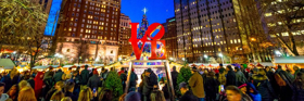 Christmas Village in Philadelphia to Return to LOVE Park for 10th Anniversary