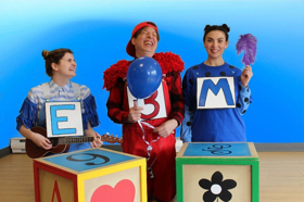 Carousel Theatre For Young People Presents WE THREE