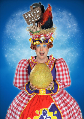 MOTHER GOOSE Comes to The Marlowe