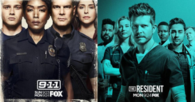 FOX Renews 9-1-1 and THE RESIDENT