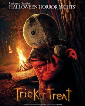 Iconic Horror Film TRICK R TREAT Will Terrify Halloween Rule-Breakers in Universal Studios Halloween Horror Nights