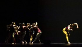 Merge Dance Company Presents MOMENTO A MOMENTO At Texas State