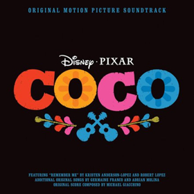 COCO Soundtrack Features Original Songs, A Memorable Score And Traditional Mexican Sounds - Available 11/10