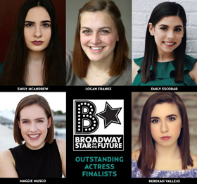 BWW Review: The Broadway Star of the Future Awards Showcase at the Straz Center, Hosted by Justin Sargent