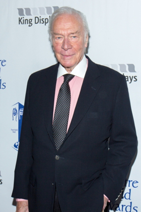 Christopher Plummer Comments for First Time on Replacing Kevin Spacey: 'It's A Shame'