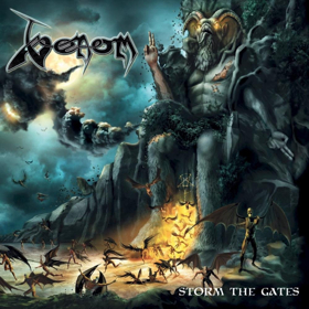 Venom to Release New Album 'Storm the Gates'