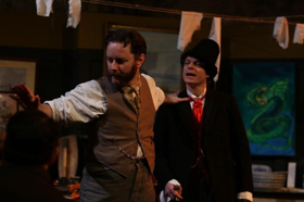 BWW Review: THE CRYSTAL EGG LIVE, The Vaults