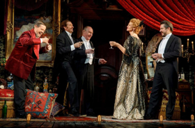 BERNHARDT/HAMLET Enters Final Two Weeks on Broadway
