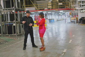 CBS THIS MORNING Co-Host Gayle King Sits Down With Tesla CEO Elon Musk