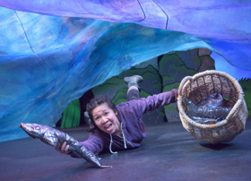 Young People's Theatre Presents Indigenous Dance-Drama Salmon Girl