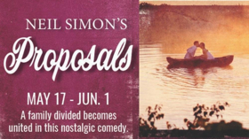 Flat Rock Playhouse Presents Neil Simon's PROPOSALS