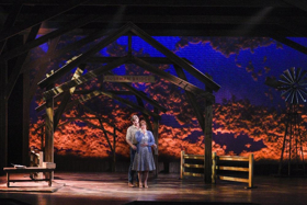 BWW Review: TheatreWorks Brings the Passion of THE BRIDGES OF MADISON COUNTY to the Stage and Into Your Heart