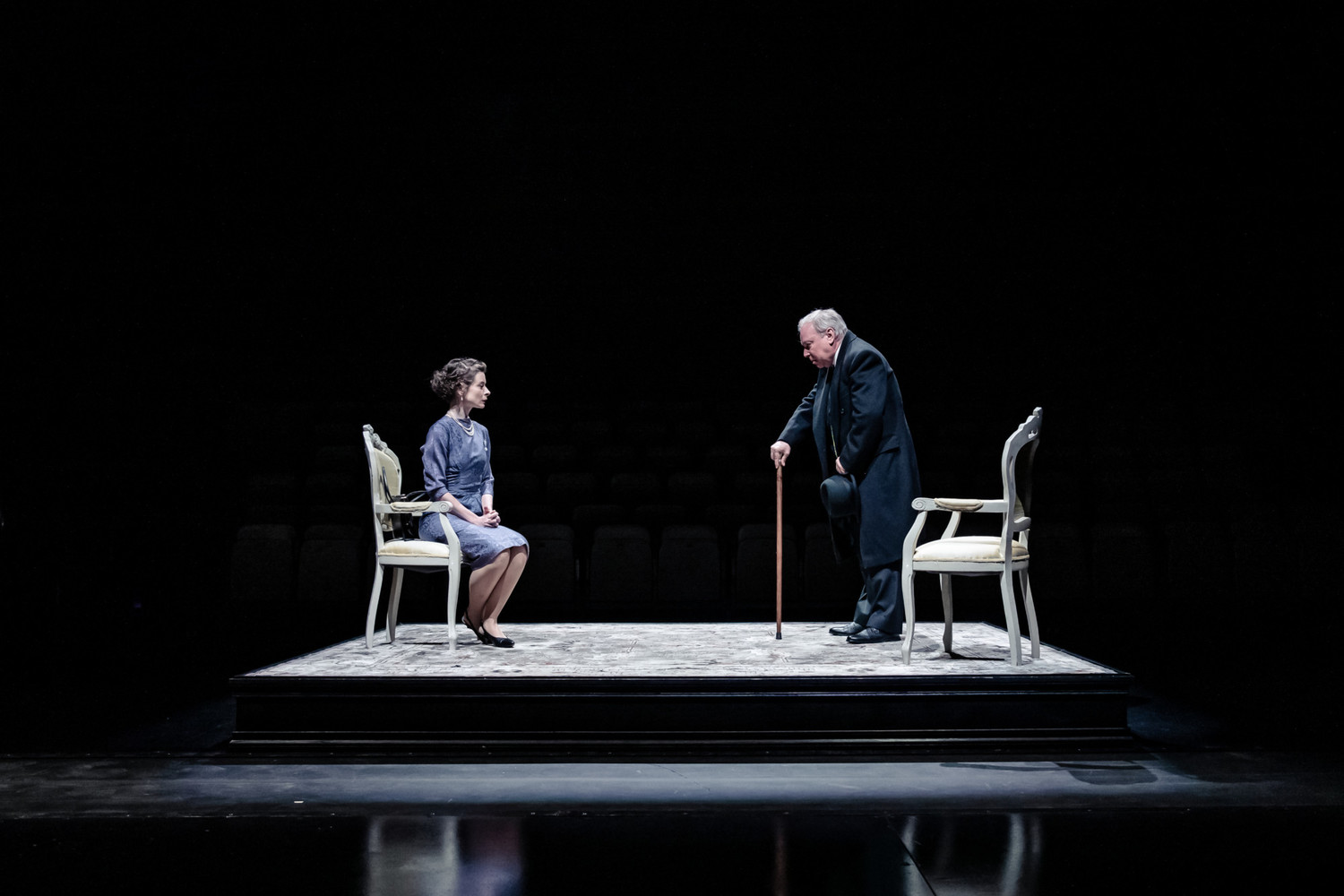 BWW Review: THE AUDIENCE, Nuffield Southampton Theatres