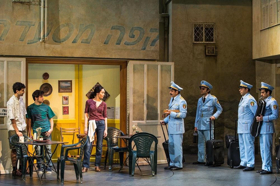 BWW Invite: Join the Audience for a Live Conversation with the Cast and Creators of THE BAND'S VISIT!