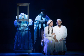 BWW Interview: Maite Uzal as Golde in FIDDLER ON THE ROOF on Tour