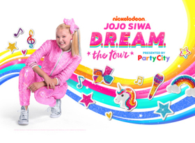 Nickelodeon's 'JoJo Siwa D.R.E.A.M. The Tour' Adds 17 New Dates