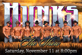 Ladies Night Out! CRT Downtown to Present HUNKS - THE SHOW