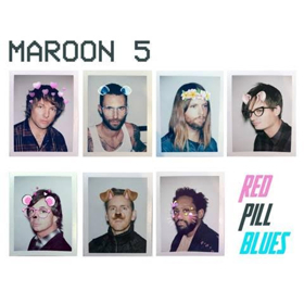 Maroon 5 Releases Behind-the-Scenes Video for New Album 'Red Pill Blues'