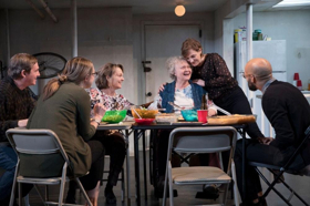 BWW Review: THE HUMANS ~ A Family's Sound And Fury, Signifying Everything