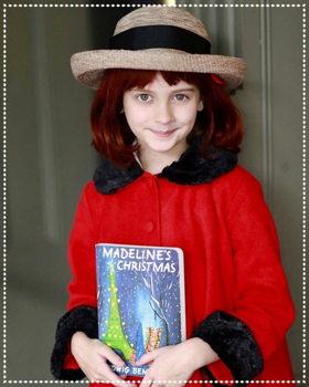 MADELINE'S CHRISTMAS Finds Its 'Twelve Little Girls' at Theatre Row; Cast Complete!