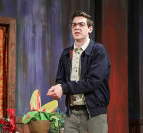 BWW Review: LITTLE SHOP OF HORRORS Rises Above the Initial Controversy and Rocks the Morgan Wixson