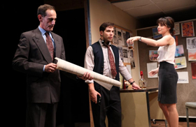 Theresa Rebeck's WHAT WE'RE UP AGAINST Extends at WP Theater