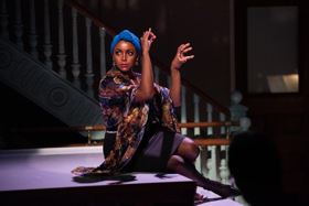 BWW Review: WHO IS EARTHA MAE? World Premiere at Bridge Repertory Theater