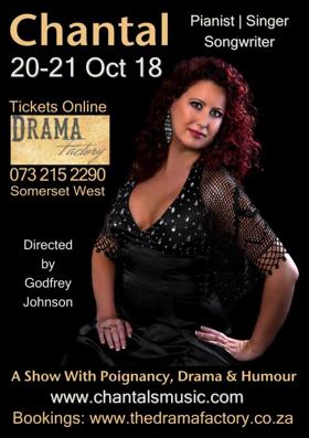 Chantal Brings Music to The Drama Factory