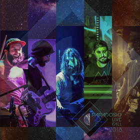 Papadosio Releases New Live Album