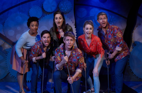 BWW Review: North Coast Rep Proves that it's ALL IN THE TIMING