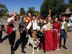 Upstart Crows of Santa Fe Present Speak What We Feel: King Lear Workshop