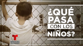 Noticias Telemundo Receives a Special Mention at Spain's Ondas Awards for Its Coverage of Family Separations in the US