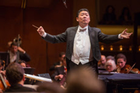 Long Yu to Conduct New York Philharmonic's Lunar New Year Concert
