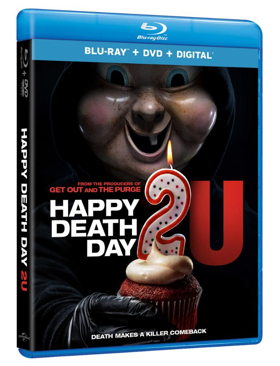 HAPPY DEATH DAY 2U to be Available On Digital 4/30,  Blu-ray and DVD 5/14