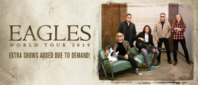 Eagles Announce Second And Final Melbourne & Brisbane Concerts To Meet Demand
