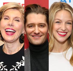Christine Baranski, Melissa Benoist, Billy Joel, Katharine McPhee, and More Added to List of Tonys Presenters